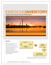 Emissions Inventory Project
