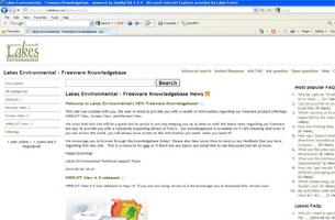 Freeware Knowledgebase